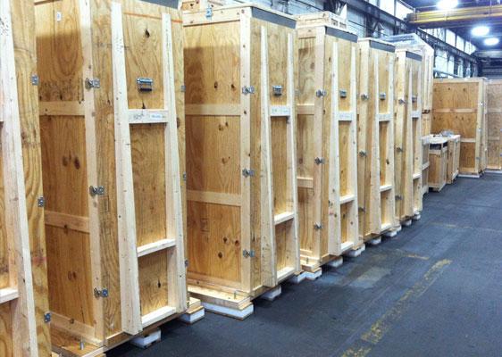 server crates